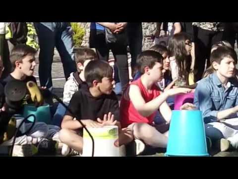 Flash mob Serrone 2017