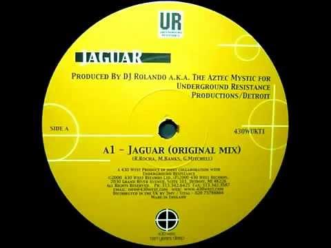 Dj Rolando - Knight of the Jaguar