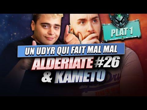 Vidéo d'Alderiate : [FR] ALDERIATE & KAMETO - OLAF VS MUNDO  - PATCH 9.14 - ALISTAR LE BON SUPPORT