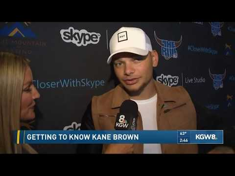 Getting to know Kane Brown