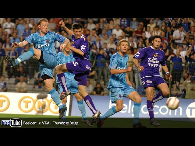 2004-2005 - Beker Van België - 07. Finale - Club Brugge - Germinal Beerschot 1-2