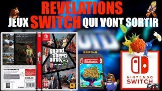 REVELATIONS NINTENDO SWITCH ! | LES JEUX SWITCH QUI NE DEVAIENT PAS FUITER ! | ILS VONT SORTIR !