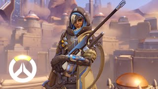 [NEW HERO] Introducing Ana | Overwatch