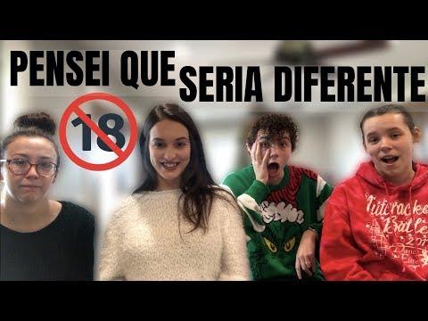 GRINGAS REAGINDO A MÚSICAS BRASILEIRAS - #31 Diário de Intercâmbio #react