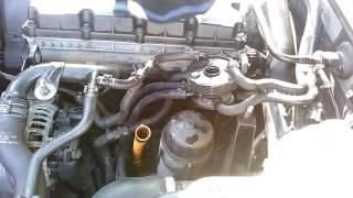 Audi a6 1.9 tdi avant estate ENGINE FUEL HEATER r  diesel filter change  Like Comment or Share