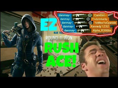 Agressive Plays! // Ep 5 - Rainbow Six Siege