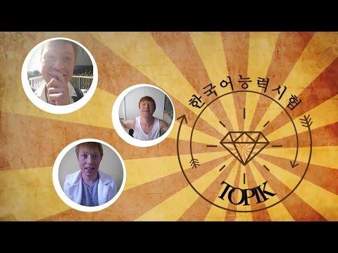 TOPIK DAY (Jour J + Résultats + Explications) - 제 45회 한국어능력시험
