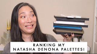 Download RANKED! Natasha Denona Eyeshadow Palettes Mp3 and Videos