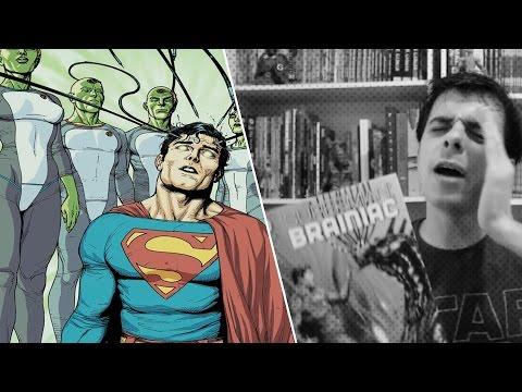 Superman Brainiac, Geoff Johns e Gary Frank
