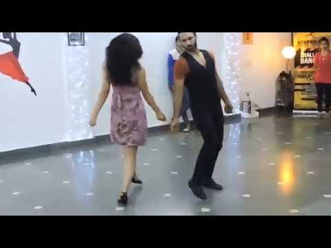 Nashe Si Chadh Gayi | Bollywood Salsa Dance in Private