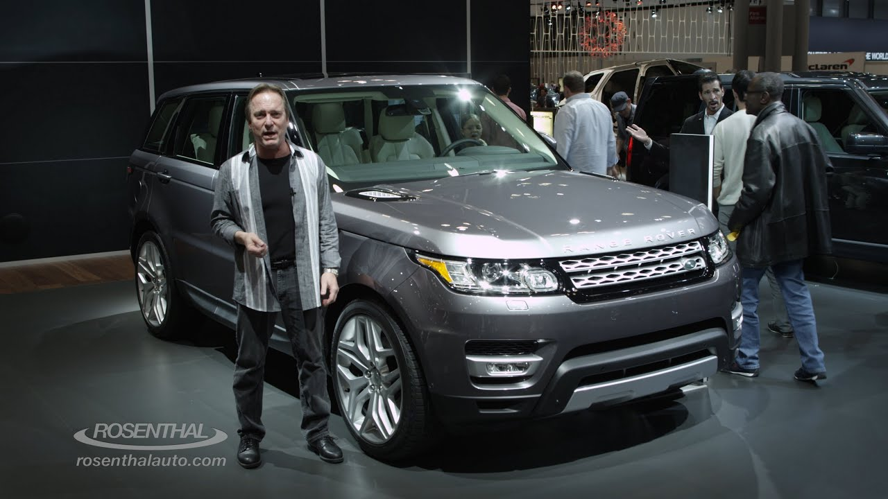 2014 Range Rover Sport Show U0026 Tell   YouTube