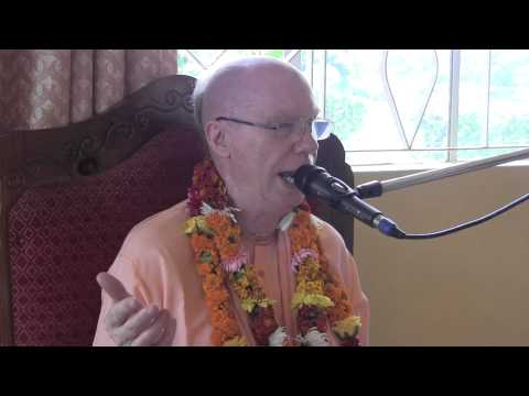 Шримад Бхагаватам 10.54.13 - Бхакти Чайтанья Свами