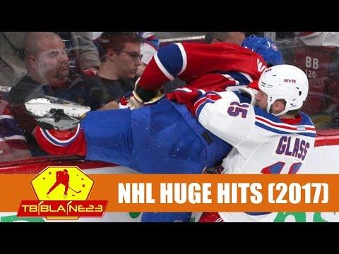 NHL Huge Hits 2017