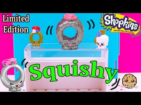 05:51 DIY Shopkins Season 3 Limited Edition Ring A Rosie SQUISHY TOY Craft  Do It