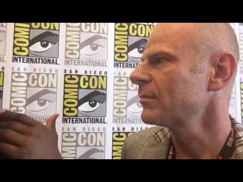 Junkie XL Interview On Deadpool Movie Music #SDCC