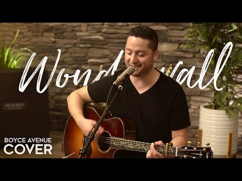 Boyce Avenue – Wonderwall