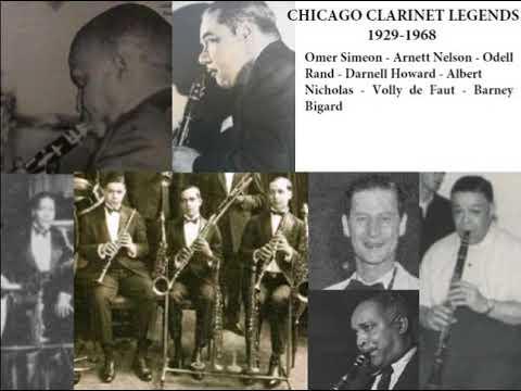 Chicago, 1929-1968 – Clarinet Legends