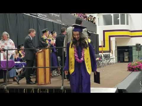 Friday Harbor High School Class of 2019 Graduation