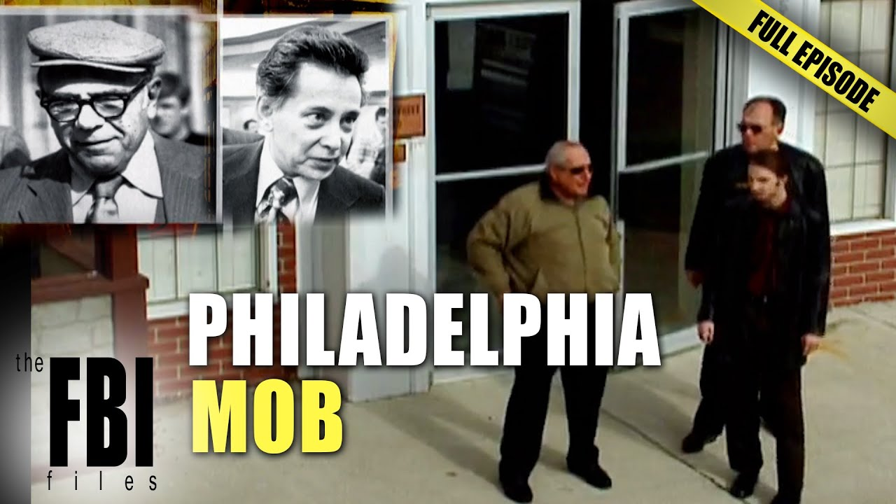 The Great Philly Mob War | FULL EPISODE | The FBI Files