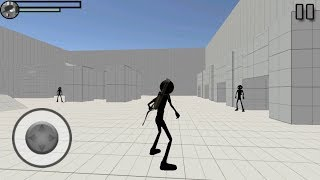 Stickman 3D Archery Android Gameplay