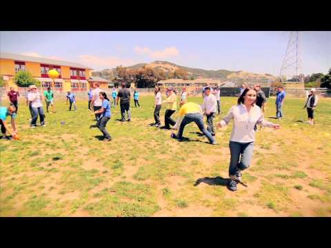 The importance of play for children - Ellen Goodman, Salesforce.com Foundation