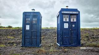 TARDIS Timelapse | Doctor Who Christmas | Christmas Night @ 9/8c on BBC America
