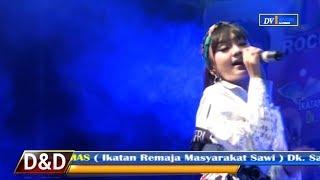 Jihan Audy | Maafkan |  D&D Rock Dangdut live dk Sawi klunjuan sragi Pekalongan 2019