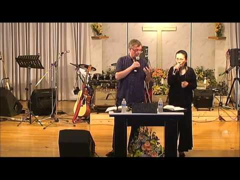 """ICF Message 2017.6.11 """"Rivers of Living Water"""""""