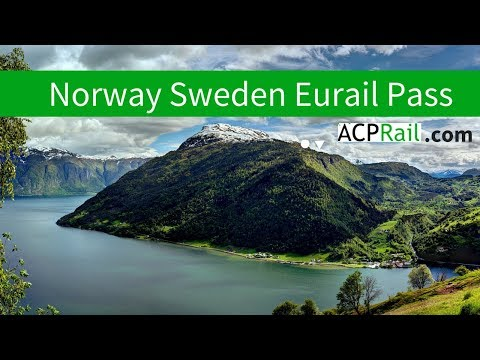 Norway Sweden Eurail Pass For Great Train Travel Vacation - Travel Through Norway-Sweden By Train