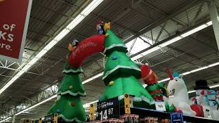 HskyArt Christmas is here !!! Walmart Shopping HSKY 2018