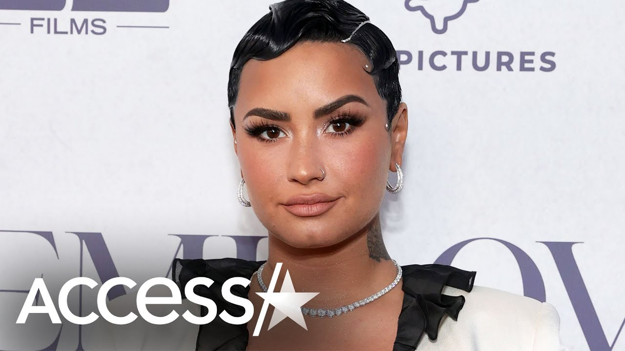 Demi Lovato On Being Pansexual & Wanting To Adopt