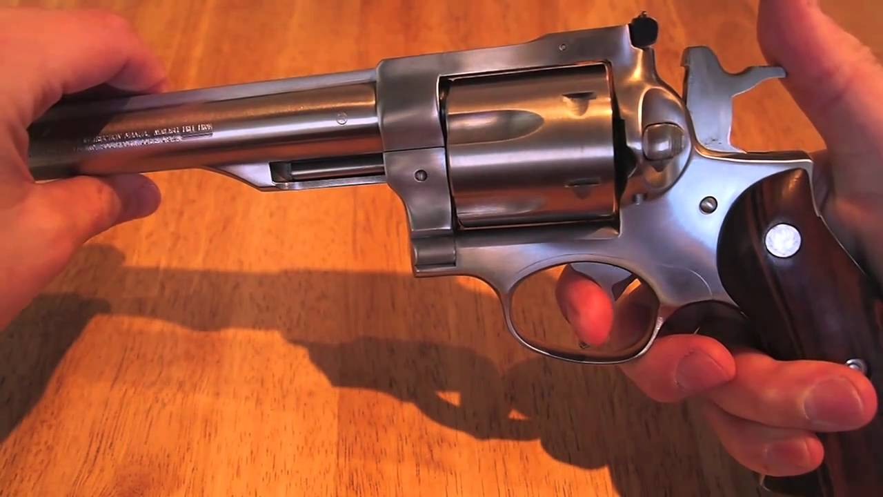 Ruger Redhawk 44 Mag Revolver Review