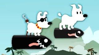 Морское Приключение собачки Мимпи #3. mimpi мультик игра для детей