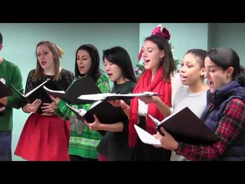 PalPITTations Holiday Concert at Falk Library 2016