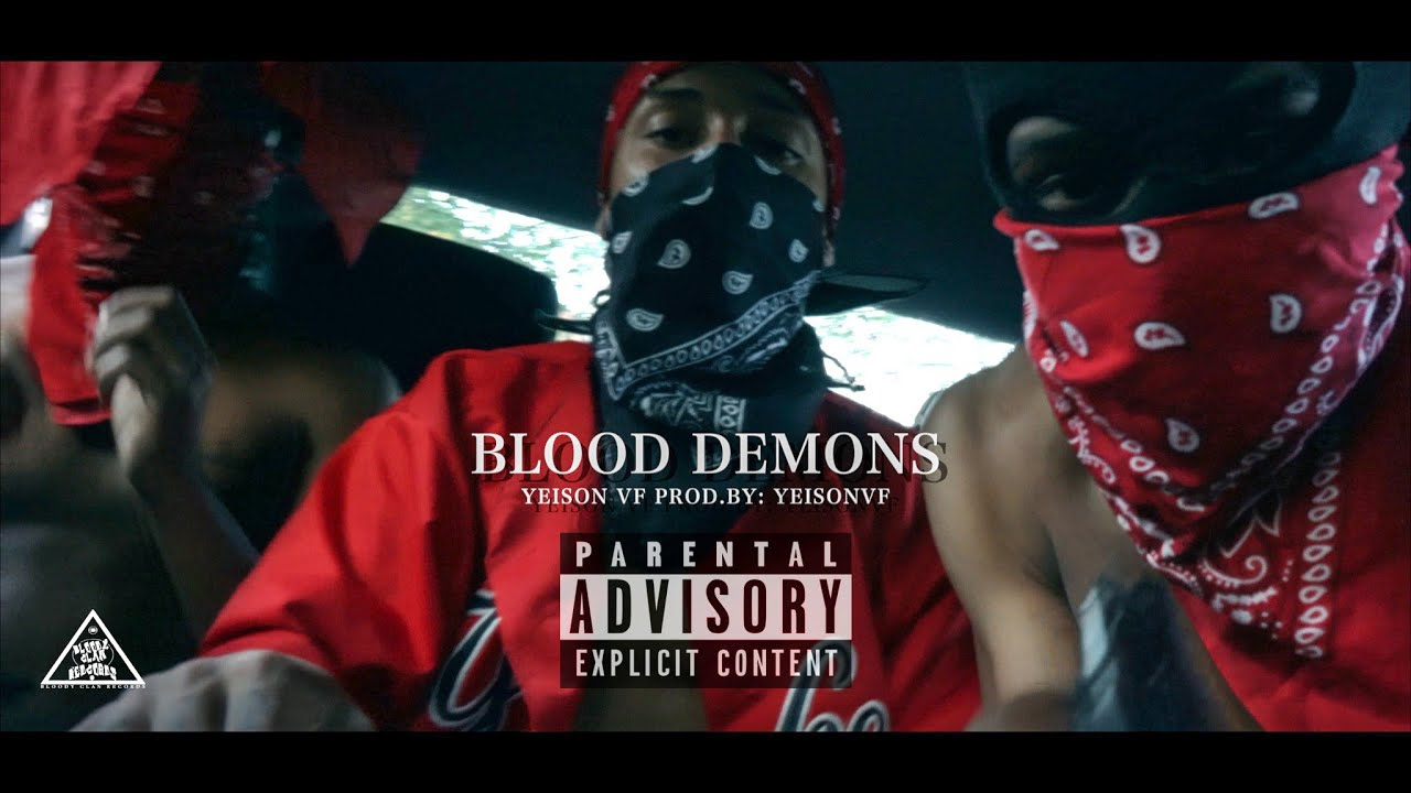 Yeison VF - Blood Demons (Video Oficial)