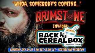 Brimstone Invades the Virtual Rec Room!