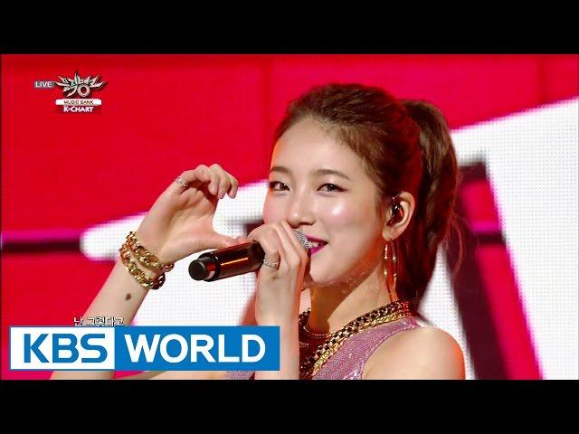 miss A - Only You (다른 남자 말고 너) [Music Bank K-Chart  / 2015.04.17]