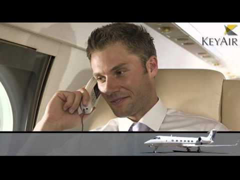 Key Air Gulfstream IVSP Private Jet Charter