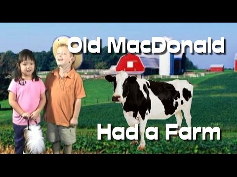 KIDS: Old MacDonald Had a Farm | Cuckoo Concertos