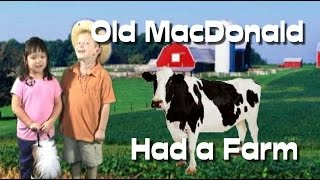 Repeat youtube video KIDS: Old MacDonald Had a Farm | Cuckoo Concertos