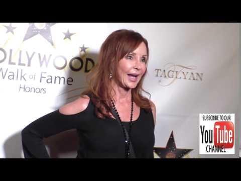 Jacklyn Zeman at the Hollywood Walk Of Fame Honors outside the Taglyan Complex in Hollywood