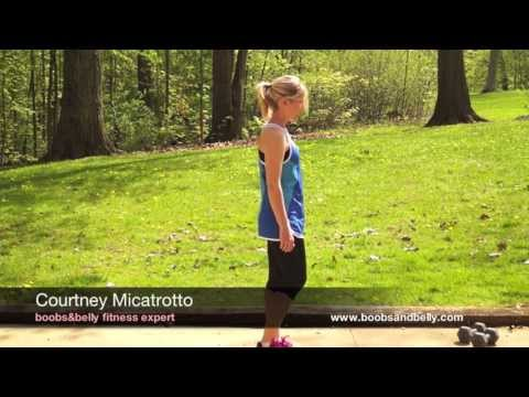 Postpartum Strength Training-1 Part-1 (the mommy series)