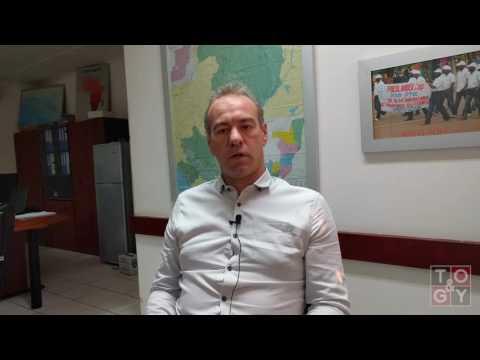 TOGY talks to Mathieu Carrazé, Business Unit Manager at Friedlander Congo