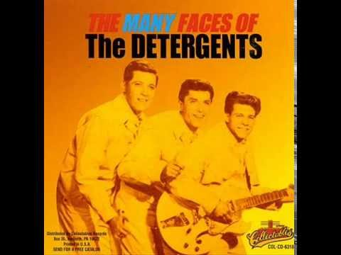 The Detergents - Leader Of The Laundromat HQ Novelty Songs