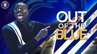 Santa Pens & Try Not To Laugh! ft. Kurt Zouma, Azpilicueta & Barkley | Out Of The Blue: Ep 10