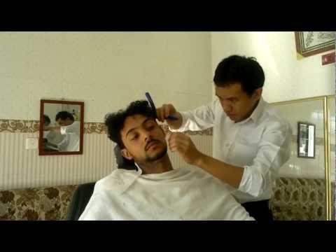 Berber Shave 2013 in saudi arabiya