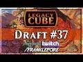(Magic Online) Legacy Cube Stipulation Draft #37 - 4/23/19