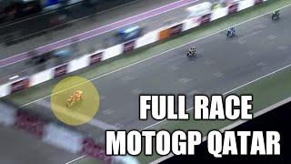 Full Race MotoGP Losail Qatar Tadi Malam - Dovizioso Winner, Marques 2, Rossi 5