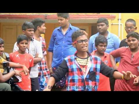 GanaSURYA | 2017 | CHENNAI GANA MUSIC VIDEO