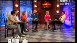 Repeat youtube video Glamur Caffe Novinari o Jeleni Karleusi i pretnjama smrcu